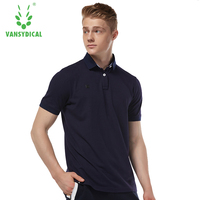 2019 Quick Dry Slim Fit Tees Men Polo T Shirts Compression Shirt Tops Bodybuilding Fitness Short Sleeve Running Shirt