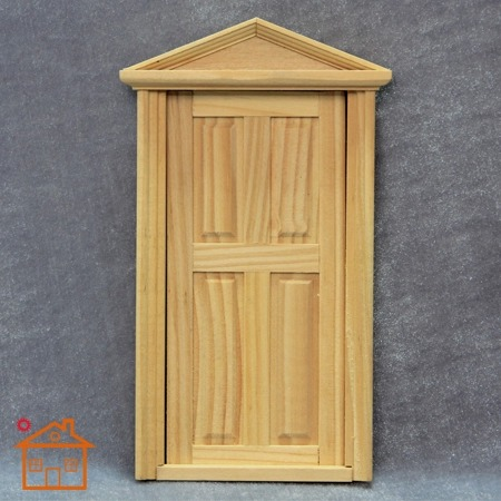 wooden gate door diy dollhouse miniature furniture toys accessories exterior wooden gate door 112 modern mini chic doll
