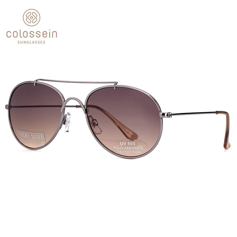 Aliexpresscom  Buy Colossein Sunglasses Women Fashion Crystal Round Gradient Sun -4011