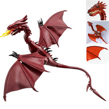 Single Sale PG931 Smaug The Hobbit Desolation 79018 The Lonely Mountain Dol Guldor Battle Building Blocks Toys for Children B95