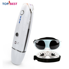 цена на In Stock! Mini HIFU Beauty Machine Line V-Shape Anti-wrinkle Skin Tightening Ultrasound Face Lifting Machine with Free Gift