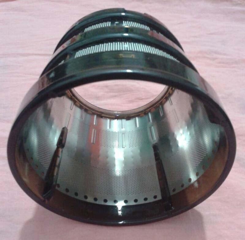 2 шт./лот медленная соковыжималка Hurom Ultem фильтр грубой и тонкой фильтры для замены для hurom hh-sbf11 hu-19sgm соковыжималка запчасти