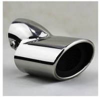 CHROME EXHAUST MUFFLER TIP For chevy cruze 2009 2010 2011