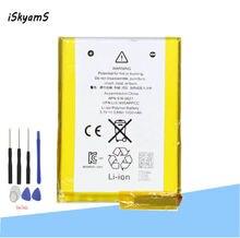 ISkyamS 1x1030mAh 616-0621 / LIS1495APPCC dahili yedek LI-ion pil iPod Touch 5th 5 5g nesil + aracı