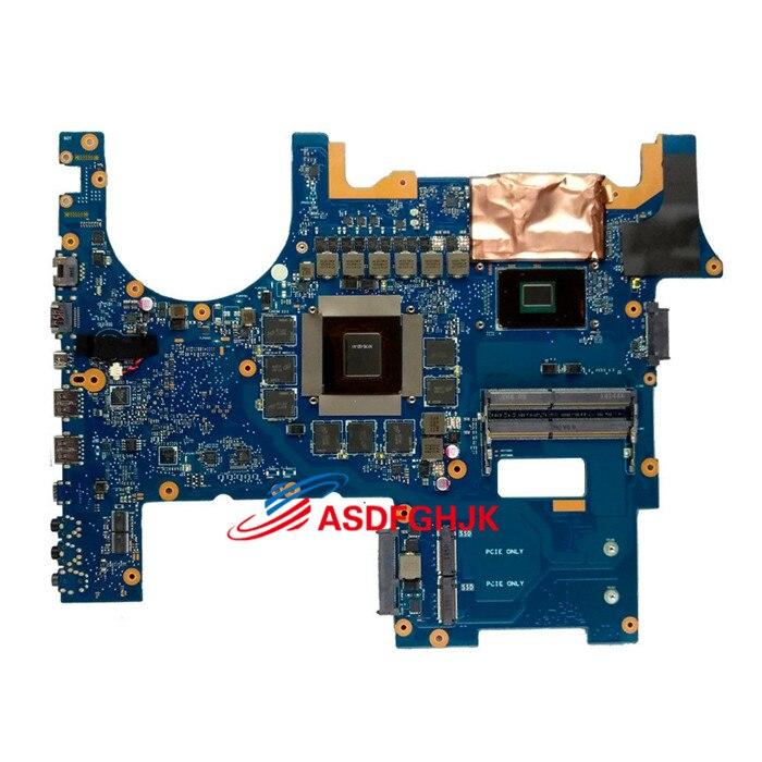 for asus G752V G752VS Laptop Motherboard W/ I7-6820HQ GTX1070 Mainboard V8GB fully tested  for asus G752V G752VS Laptop Motherboard W/ I7-6820HQ GTX1070 Mainboard V8GB fully tested