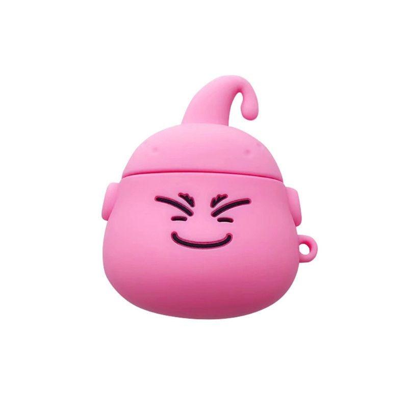 Motif de poupée de dessin animé mignon housse de protection en Silicone souple étui antichoc pour Airpods 1/2 accessoires de boîte de charge