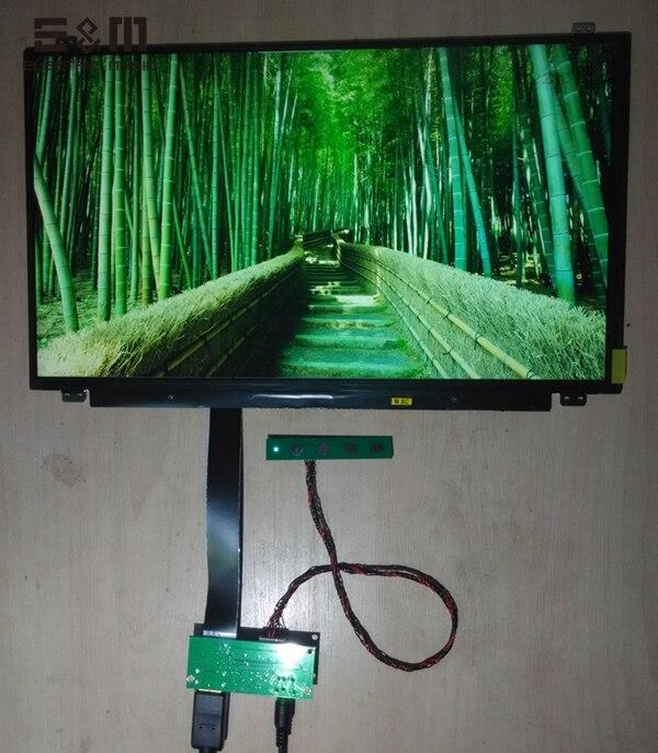 E&M 15.6 Inch 3840*2160 New Original 4K UHD Display DisplayPort DP Driver Board LCD Screen Module LCD Monitor Laptop PC