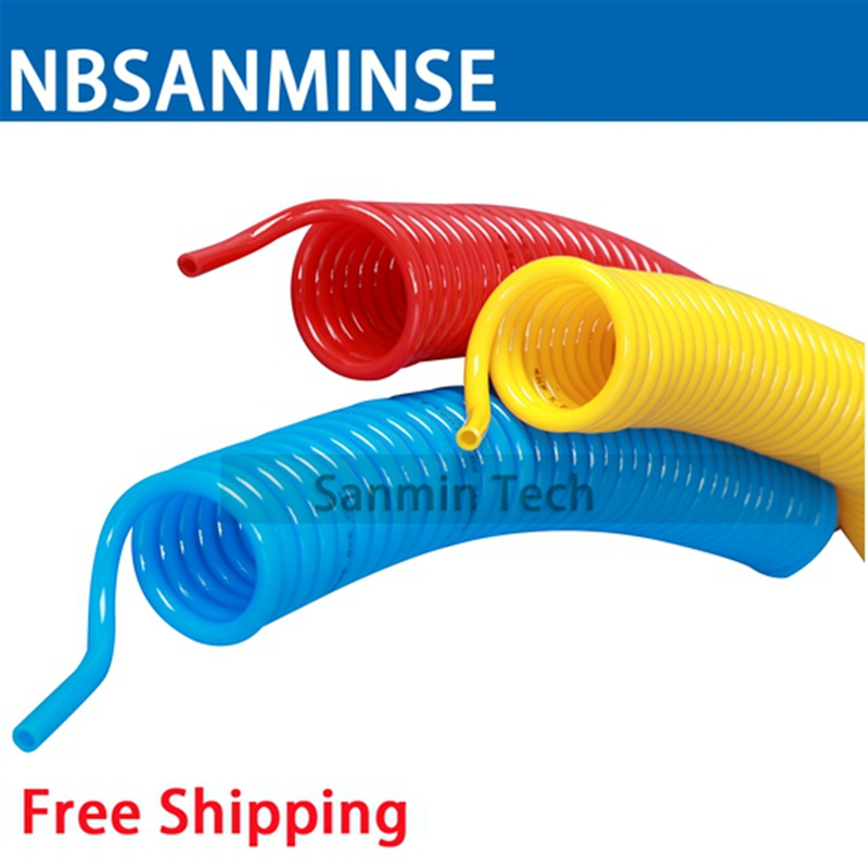 PA6 P12 6M 9M 12M Nylon Hose Polyamide Tube Air Water Hose High Qulaity NBSANMINSE cheap sale hydration water bladder bag cleaning tube hose sucker brushes drying rack set