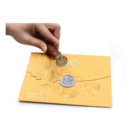 jogo do presente inclui envelopes diy ferramenta da arte prego