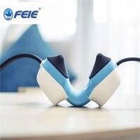 Feie электрическая Акупунктура пульса массажер для шеи аппарат для лечения шейки матки инструмент для терапии для взрослых старшего возраст
