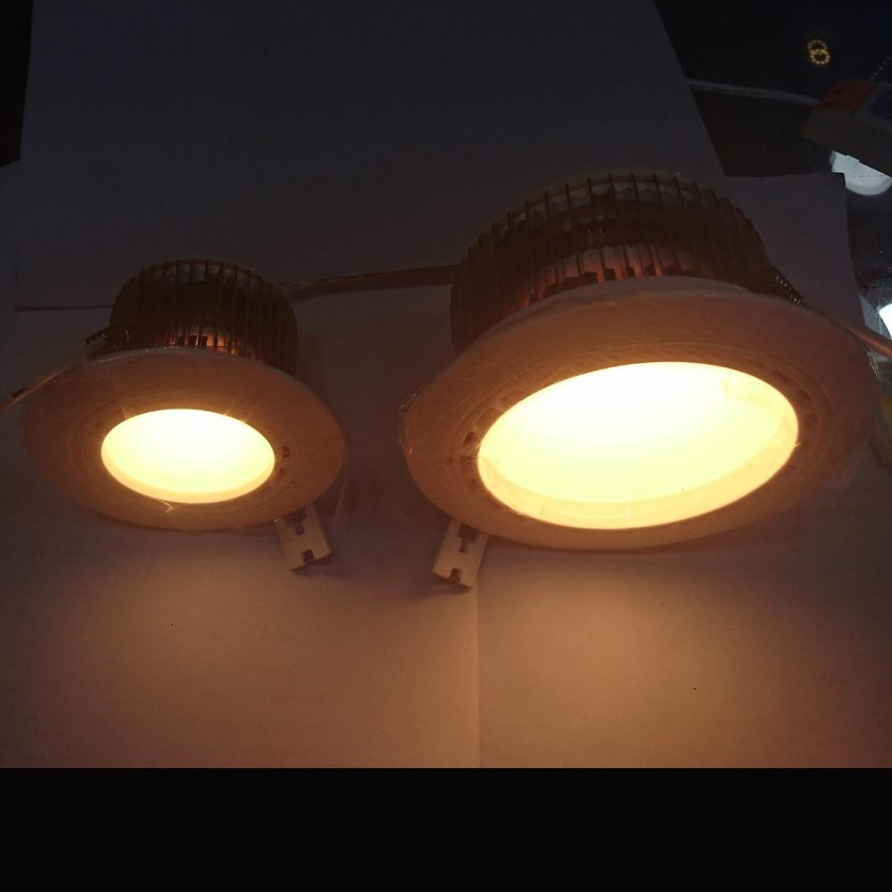 IPROLED 12W 130 մմ փոս չափս 2.4G ՌԴ - LED լուսավորություն - Լուսանկար 5