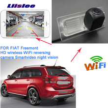 Car rear WIFI camera For FIAT Freemont 2009~2014 HD CCD Night Vision Reverse Camera Backup wireless view