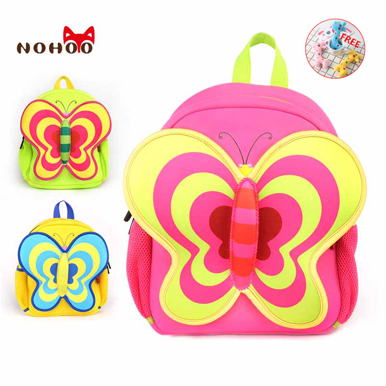 9bf7a6a3ae Aliexpress.com   Buy NOHOO 3D kids Bag for girls boys Children school bags  cute waterproof Backpacks fortnite roblox hello kitty soy luna juventus gg  from ...