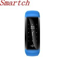 Smartch M2S смарт-фитнес-браслет часы интеллектуальные Дисплей крови Давление монитор сердечного ритма крови кислородом для Android IOS SMAR
