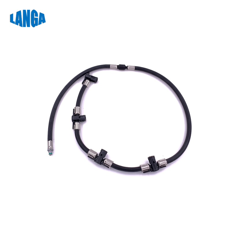 Fuel return Line Hose Pipe Injector Hose Leak line for