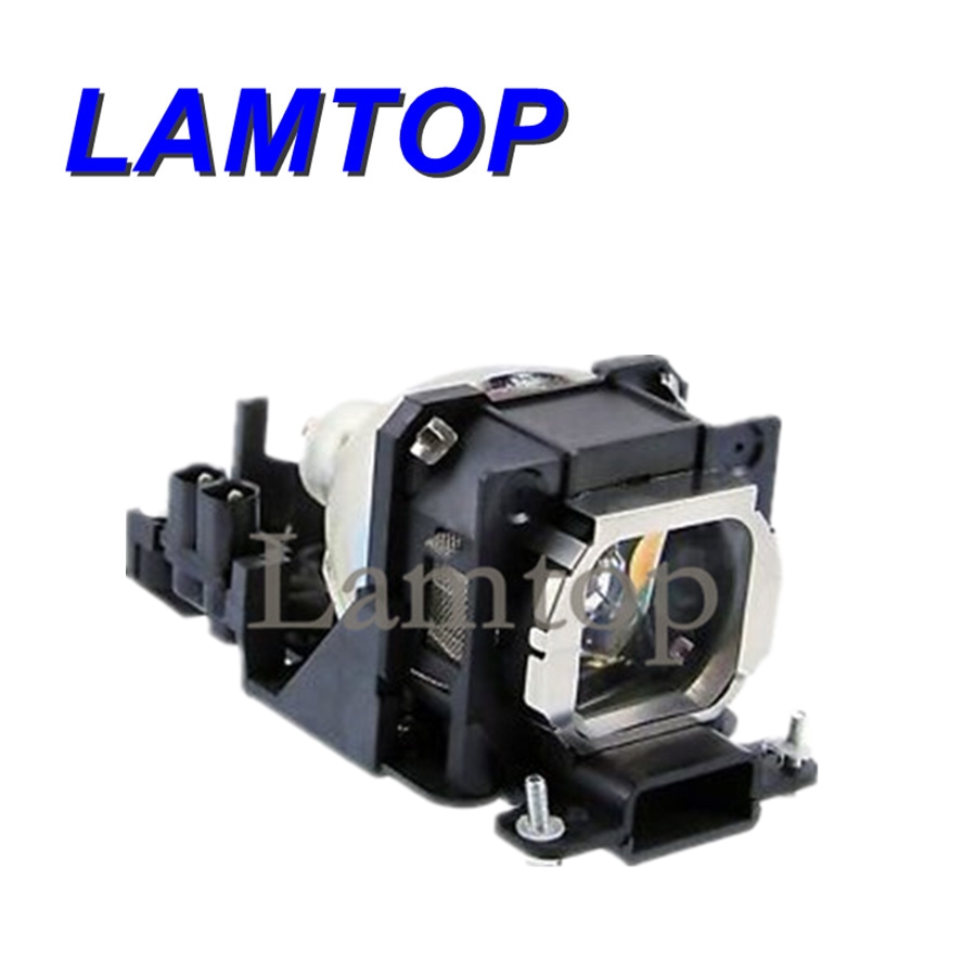 High quality projector lamp with housing ET-LAB10  fit for PT-U1X67 PT-U1X68 free shipping projector bulb high quality compatible projector bulb with housing et lad35 fit for pt d3500 pt d3500e