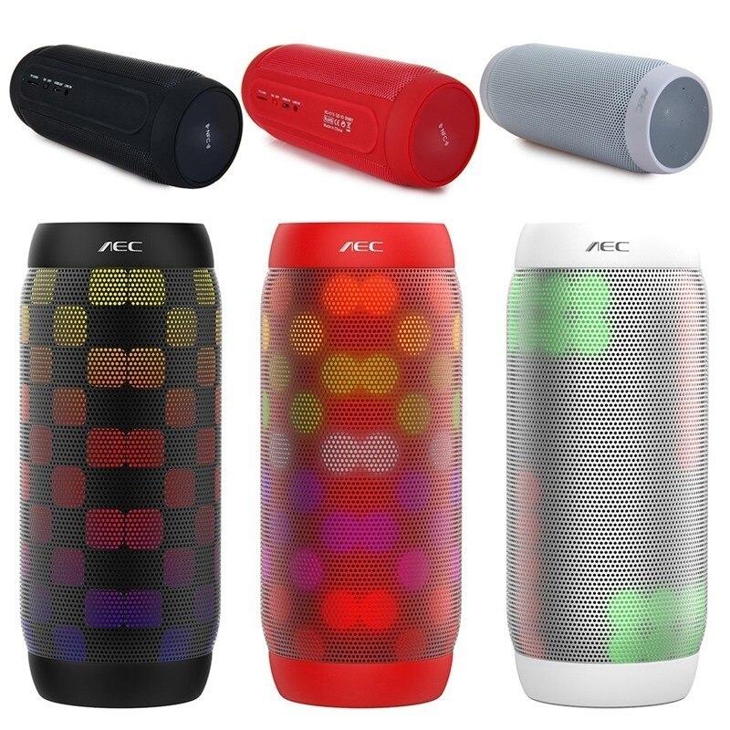 BQ-615 PRO Tragbare Wasserdichte Drahtlose Bluetooth Lautsprecher Super Bass Blutooth Fahrrad Lautsprecher Sound Box FM Radio Für PC Telefon