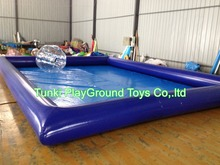plastic tent water pool ocean,inflatable pool and water walking ball for kids,plastic water pool цена