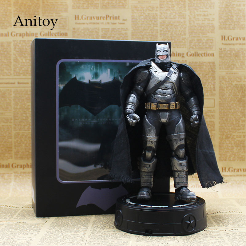 Crazy Toys Batman The Dark Night PVC Action Figures Collectible Model Toys 24cm KT3619