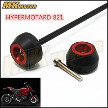цена на Free delivery For DUCATI HYPERMOTARD 821 2013-2015  CNC Modified Motorcycle drop ball / shock absorber