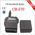 The Lowest Price Nanfone CB-270 Walkie Talkie with LCD diaplay 40 Channel  CB-Way Radio Handheld Portable cb270 Free Shipping