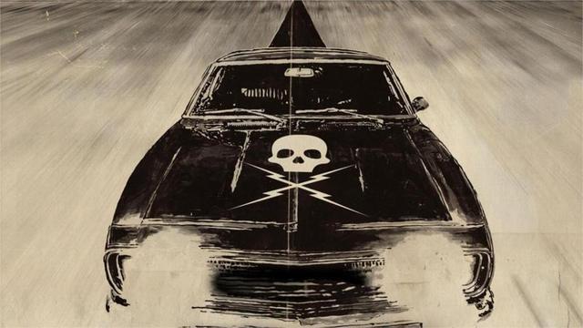A prova de morte death proof Tarantino quentin tarantino Cartaz Home da Decoração da Lona