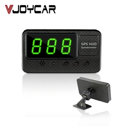 Aliexpress Cheapest Hud Car GPS Speedometer Digital Speed Display Motorcycle Bracket Holder KM/h MPH Auto Accessories C80 C60s