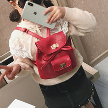 Wooalt Cute Mini Backpack for Girls Women Fashion Small Shoulder Bag Students Teenagers School Bags mochilas mujer 2019