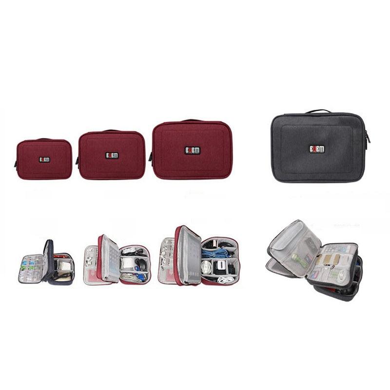 Saco de BUBM para armazenamento digital banco de potência saco de - Acessórios de viagem - Foto 5