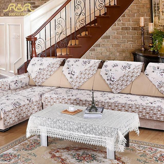1 piece decorative sofa cover sectional modern slipcover fabric rh aliexpress com decorative sofa arm covers decorative sofa arm covers