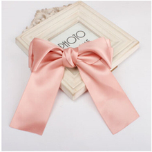 2019 new fashion ladies solid color bow spring clip hairpin wild ladies jewelry hair accessories hair band hair clip бп atx 1000 вт aerocool kcas plus 1000gm 4718009151970