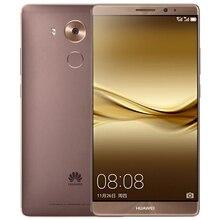 Original de huawei mate 8 nxt-al10 4g 6 pulgadas ips emui 4.0 Hisilicon Kirin 950 Octa Core RAM 4 GB ROM Smartphone 64 GB FDD-LTE