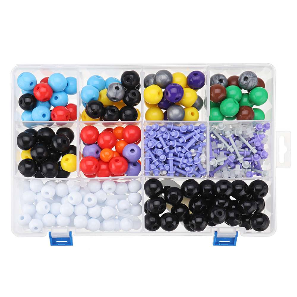 463Pcs Chemical Set Model Molecular Structure Model kit and Organic Chemistry Atom Bonds Medical Students Use Chemical Club-in Educational Equipment from Office & School Supplies
