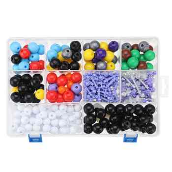 463Pcs Chemical Set Model Molecular Structure Model kit and Organic Chemistry Atom Bonds Medical Students Use Chemical Club - Category 🛒 Office & School Supplies