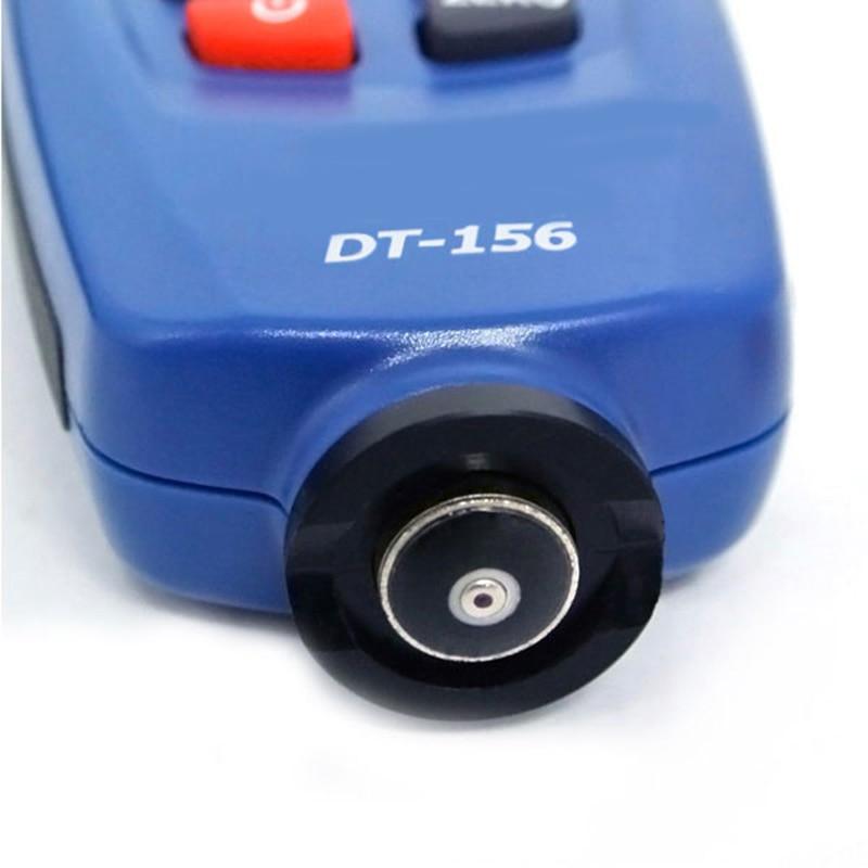 Digitaalne DT-156 värvkatte paksusmõõturi tester 0 ~ 1250um - Mõõtevahendid - Foto 4