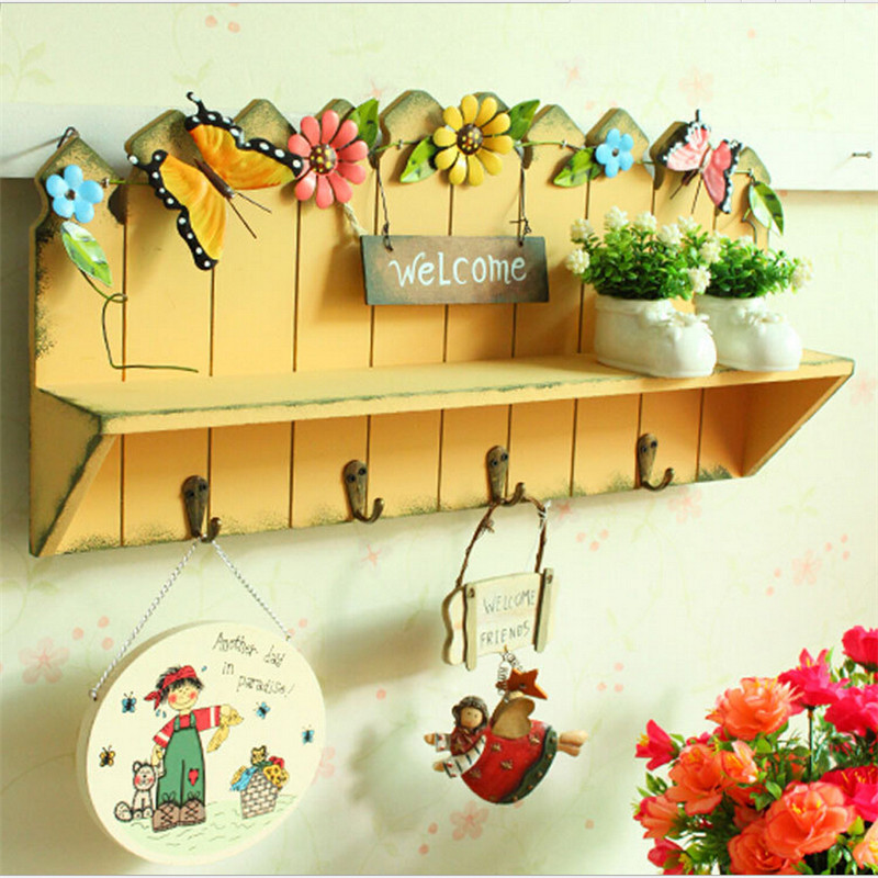 Awesome 25+ Decorative Key Holder For Wall Inspiration Design Of ...