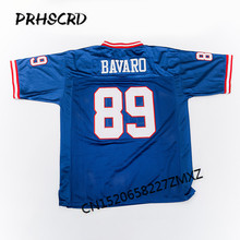 27778c39b Retro star  89 Mark Bavaro Embroidered Throwback Football Jersey(China)