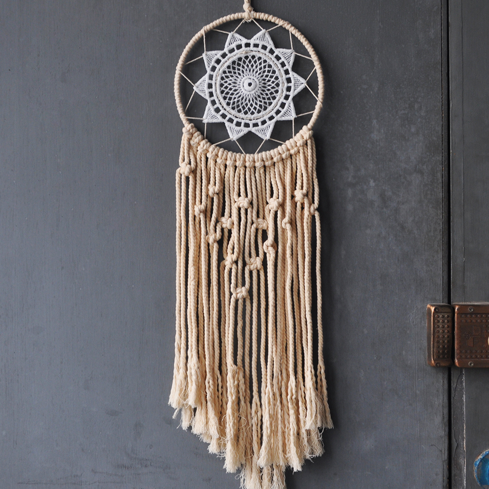 Ethnic Style Dream Catcher Wall Hanging Dreamcatcher Pendant Creative Car Hanging kids Room Home Decoration For Nursery Decor