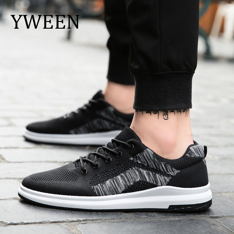YWEEN Popular Breathable men casual shoes high quality fashion men's sneakers comfortable soft shoes men