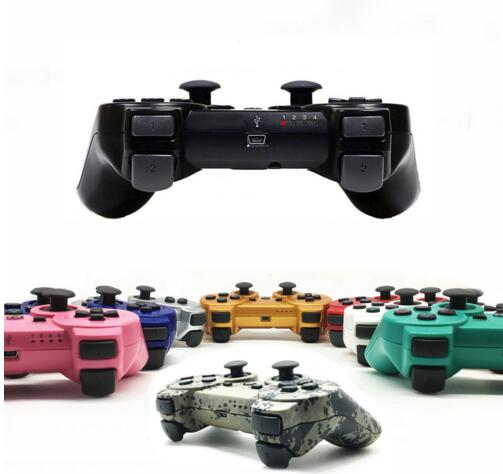 Wireless Gamepad Joystick Game Controller For Ps3 Controller Dual Vibration Joystick Gamepad For Playstation 3 Controller