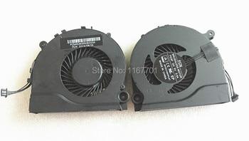 100% Original Laptop CPU/GPU Cooling Fan For ThundeRobot 911-E1 S1 911-T1 911-S1 911-S2 notebook DFS531005PL0T-FG3P Cooler Fan фото