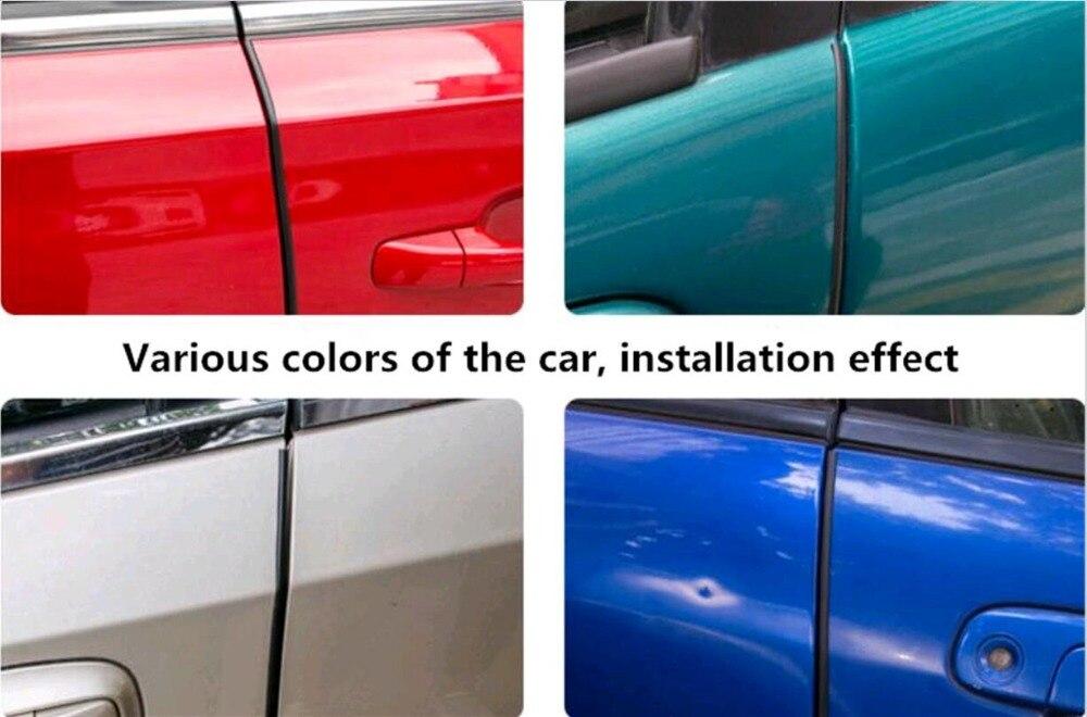 Car Styling Door Edge Scratch Protection For Nissan Teana X-Trail Qashqai Livina Tiida Sunny March Murano Geniss,Juke,Almera