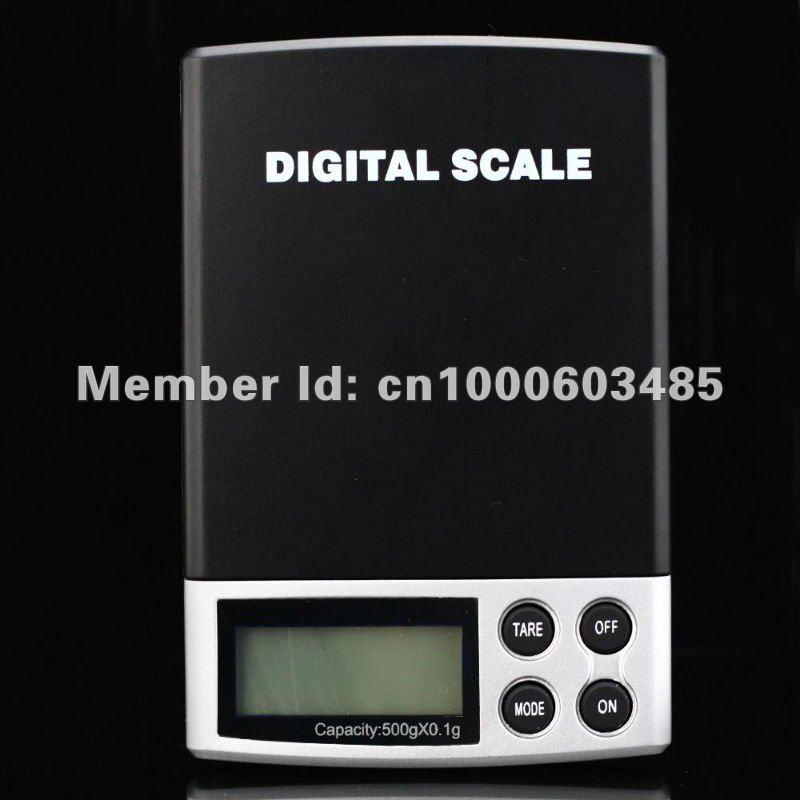 Карманный электронный карман ЖК-дисплей масштаб отображения 500g0. 1 г ювелирные электронные весы скидка 20