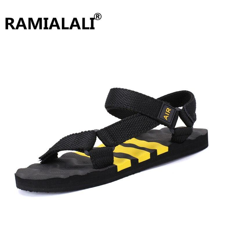 Shoes Slippers 2019 Broken Code Clearing Men Summer Casual Massage Flip Flop Comfortable Pool Beach Slippers Sandal 40ja29
