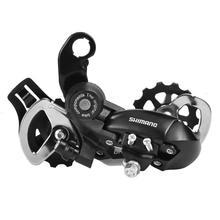 Desviador trasero Original de bicicleta de montaña 6 7 8 velocidades TX35 aleación de aluminio piezas de bicicleta accesorio piezas de bicicleta Bisiklet Aksesuar