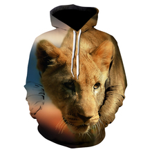 New Fashion Men/Women 3d Sweatshirts Print Paisley Flowers Lion Hoodies Autumn Winter Thin Hooded Pullovers Tops Drop Ship