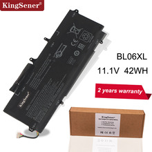 KingSener BL06XL New Battery for HP Elitebook 1040 G1 G2 BL06XL HSTNN-DB5D BL06042XL HSTNN-W02C 722297-001 722236-171 11.1V 42WH цена и фото
