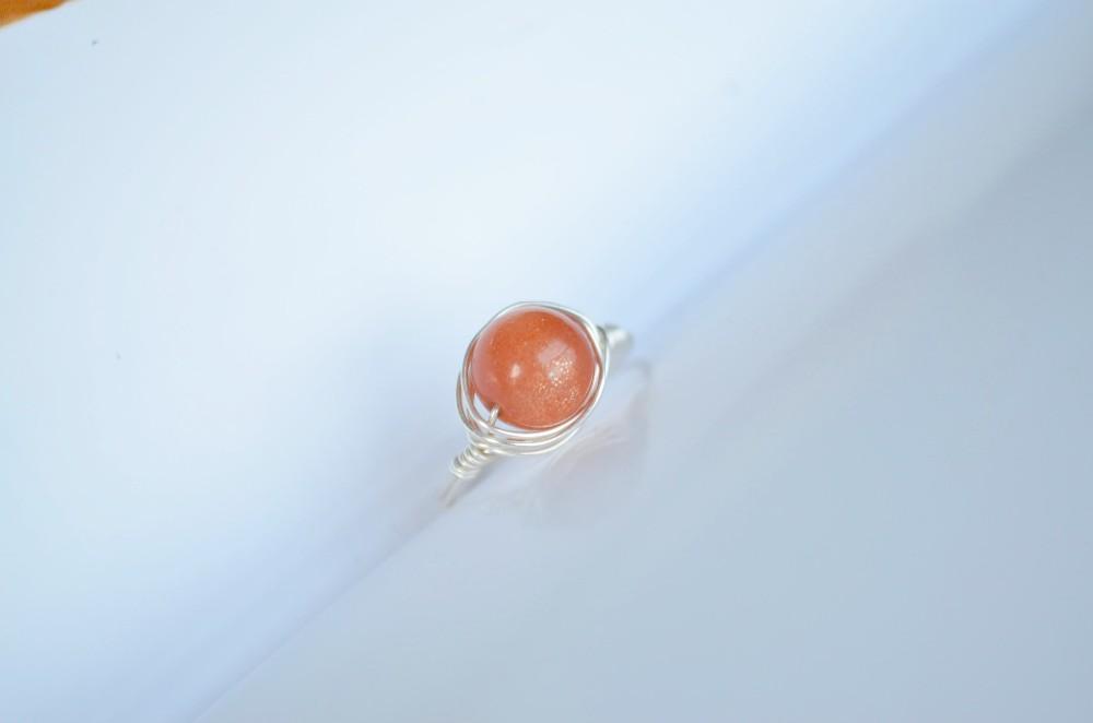 Discount Ruble Sunstone Stone 4