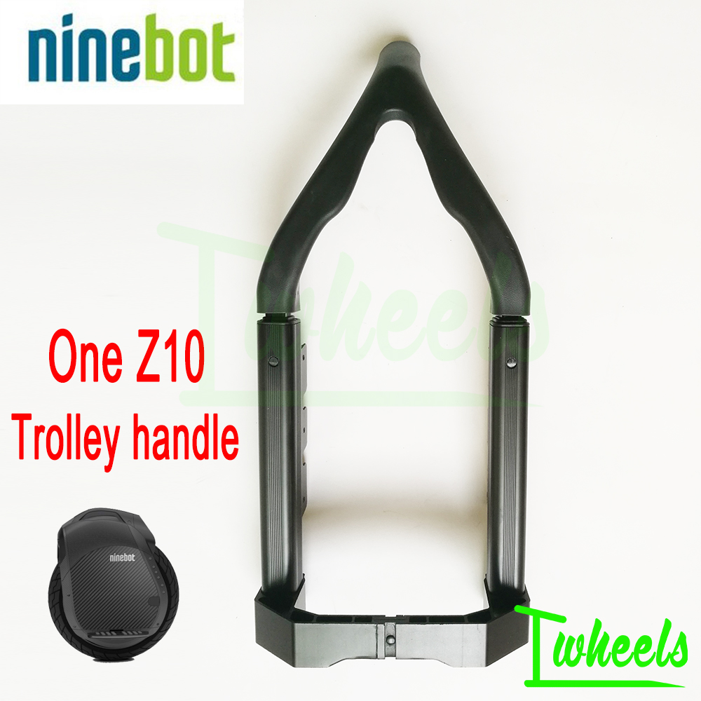 Original Ninebot Z10 trolley handle One Z10 electric unicycle handle rod single wheel spare parts