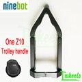 Оригинальный Ninebot Z10 Ручка Тележки один Z10 Электрический Одноколесный велосипед ручка стержень одно колесо запасные части
